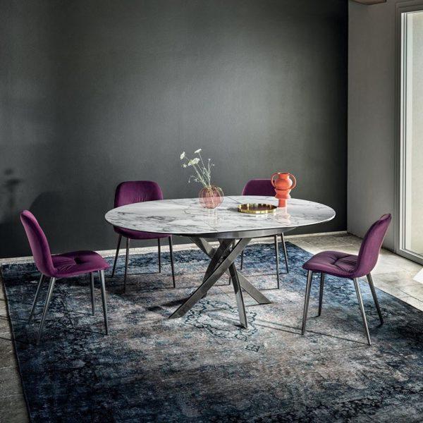 Bontempi Barone Extendable Table